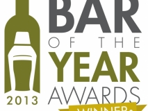 Bar Awards13 winner